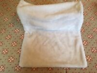 Radiator Beds for cats kittens, plush cover, adjustable, washable, NEVER USED