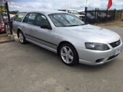 2007 Ford Falcon BF MkII XT Silver 4 Speed Auto Seq Sportshift Wagon Officer Cardinia Area Preview