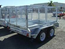 trailer 8x5 ALL WHEEL disc brakes tandem Malaga Swan Area Preview
