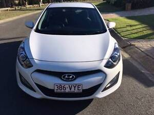 2012 Hyundai i30 Hatchback, auto diesel with air and bluetooth Eight Mile Plains Brisbane South West Preview