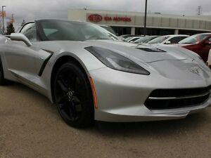 2015 Chevrolet Corvette Stingray Z51, ALBERTA, 1 OWNER, RWD