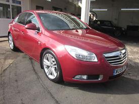 2010 Vauxhall Insignia 2.0CDTi 16v ( 160ps ) ( Nav ) SRi - FULL COLOUR SAT NAV