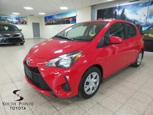 2018 Toyota Yaris Hatchback LE | Heated Seats | Lane Departure A