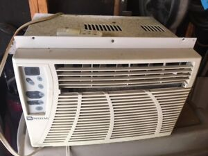 Maytag Window Air Conditioner with Remote:   Works well!