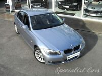 BMW 3 SERIES 2.0 320D SE 4d 175 BHP 25744m - OUTSTANDING - Many (blue) 2009