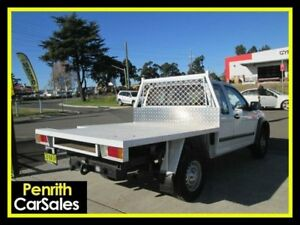 2008 Holden Rodeo RA MY08 LX White Automatic Space Cab P/Up