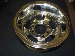 Wanted: LOOKING FOR 15 OR 16 INCH FORD CHROME RIMS Kitchener / Waterloo Kitchener Area image 2