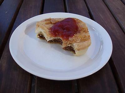 Meat pie is the Aussies' favourite