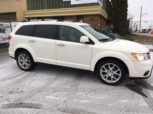 2012 Dodge Journey R/T AWD 3.6L 7 SEATS /LEATHER /SUNROOF