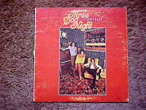 3 THREE DOG NIGHT VINYL LP'S