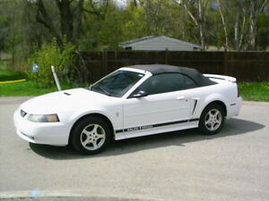 2002 Ford Mustang CONVERTIBLE ONLY118345 KLM 3MTH WRTY