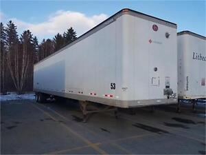 2006 GREAT DANE 53' DRY BOX