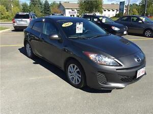 2012 Mazda 3 Sport $6,995.00 Financing available!!