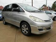 2005 Toyota Tarago 2005! 4CYL! GOOD CONDITION! Silver Automatic Wagon Kedron Brisbane North East Preview