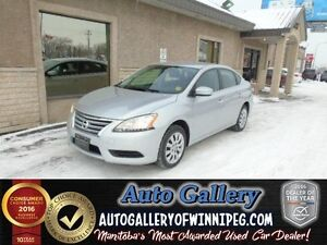 2015 Nissan Sentra S * Only 5,947 kms!