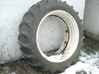 15.5 - 38 tires on 14 inch rims for Sale