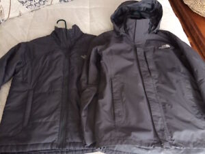 AMAZING DEAL!  Nearly-New NORTH Face Waterproof, Warm