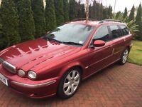 Jaguar X Type SE Diesel ESTATE