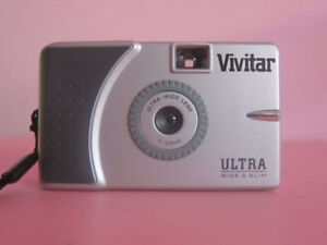 Vivitar Ultra Wide & Slim Film Camera LOMO - 22mm Lens
