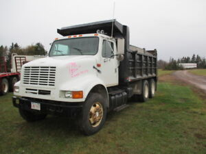 1998 International Dump Truck 5 Ton