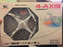 Jumpbo 4-axis drone 555-QO4 Braddon North Canberra Preview