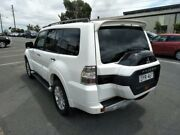 2015 Mitsubishi Pajero NX MY15 GLS LWB (4x4) White 5 Speed Auto Sports Mode Wagon Sutherland Sutherland Area Preview