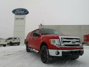 2014 Ford F-150 XLT, TRAILER TOW PACKAGE, SEATS 6, BACK UP CAM