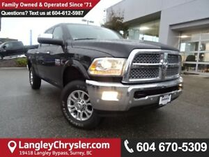 2016 RAM 3500 Laramie *DEMO CLEAR OUT* ACCIDENT FREE*