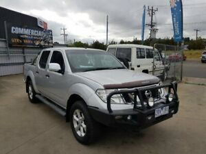 2014 Nissan Navara D40 MY12 ST-X (4x4) 7 Speed Automatic Dual Cab Pick-up Lilydale Yarra Ranges Preview