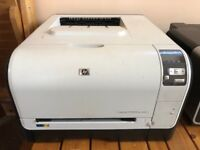 Wireless Laser Printer - HP Laser Jet CP1525nw color