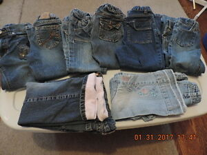 Girl's Size 4T Jeans