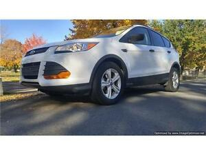 2015 FORD ESCAPE *FACTORY WARRANTY, B/U CAMERA*