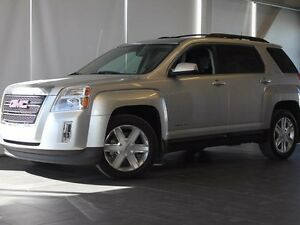 2010 GMC Terrain SLT-1-AWD-Moon Roof -Heated Leather Seats-Backu