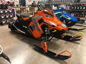 2017 Polaris Switchback 800 PRO-X - SNOW CHECK