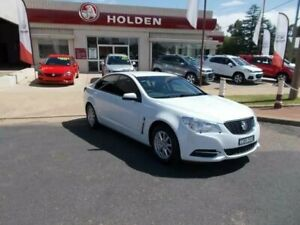 2013 Holden Commodore OMEGA/EVOKE SED White 6 Speed Automatic Sedan Young Young Area Preview