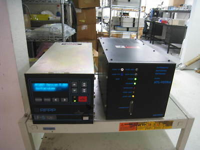 RFPP LF-5 RF GENERATOR, AE 7520572050, ASTECH ATL-100RA RF MATCH, 400262