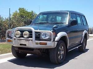 2000 Mitsubishi Pajero Wagon Mount Louisa Townsville City Preview