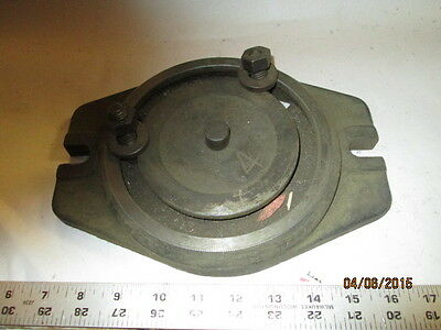 Machinist Tool Lathe Mill Machinist Rotary Milling Drilling Vise Base