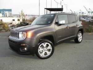 2017 JEEP RENEGADE LIMITED ( FINAL CLEAR-OUT $27777!!! (WAS $319