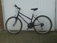 Bicycle. Apollo. Very little used. Original tyres. Alloy wheels.