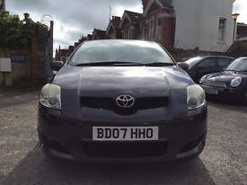 Toyota Auris 1.4 D-4D T3 5dr£3,795 low millage