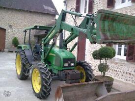 Tractor John Deere 3200