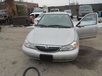 2000 Mercury Mystique Safety and Emission Tested $2300 obo