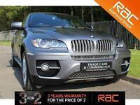 2009 X BMW X6 3.0 XDRIVE35D 4D 282 BHP DIESEL
