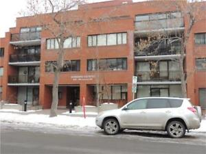 Lower Mount Royal | BIG ONE BEDROOM WITH UNDERGROUND PARKING