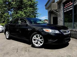 2011 Ford Taurus SEL 3.5L V6 CUIR TOIT OUVRANT