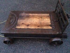 Platform scales antique weigh scales grain scales EXCELLENT