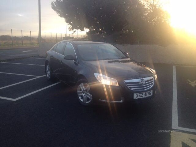 Vauxhall Insignia EXCLUSIVE 160CDTI