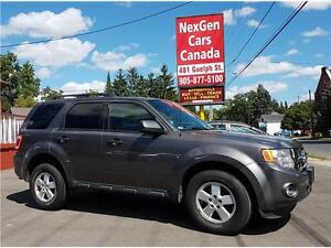2012 Ford Escape XLT WITH ONLY 78106 KMS