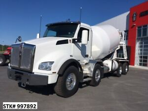 2019 KENWORTH T880 READY MIX TRUCK